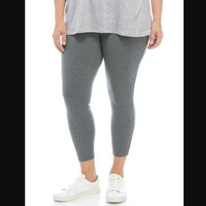 New Directions Plus Size Knit Leggings - 3X